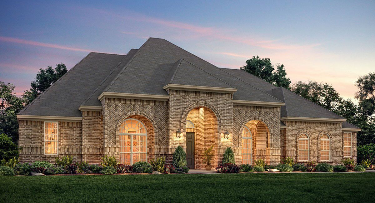 Single Family for Active at Gean Estates - Legacy Ii 905 Bluebonnet Drive Keller, Texas 76248 United States