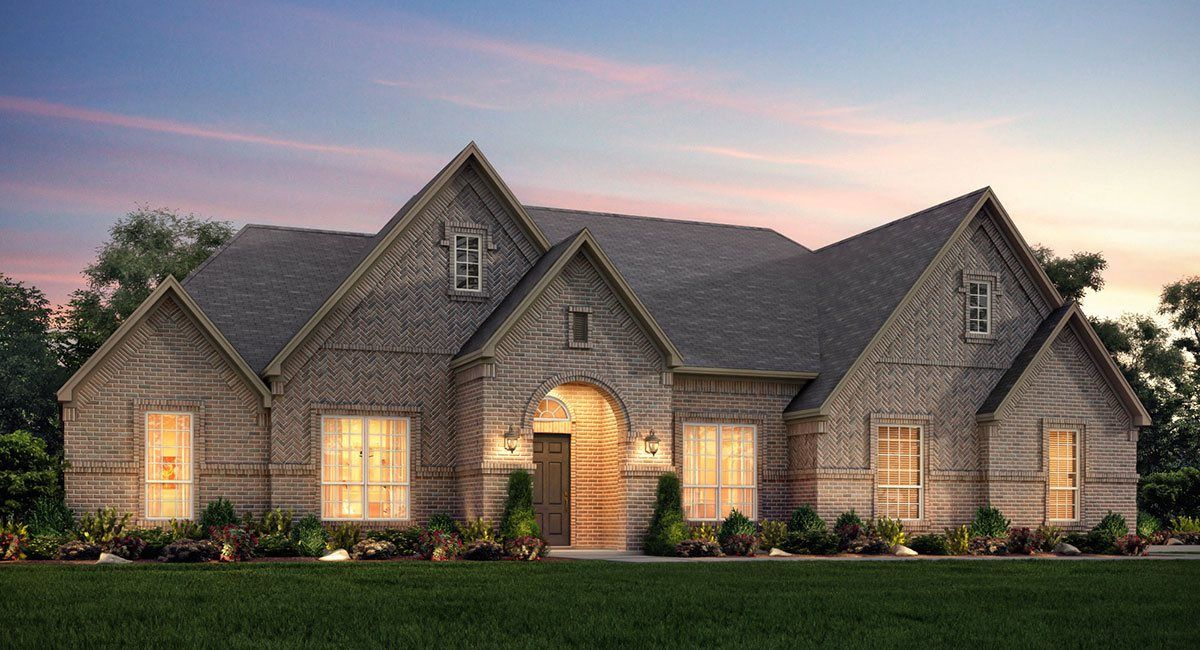 Single Family for Active at Gean Estates - Westbrook 905 Bluebonnet Drive Keller, Texas 76248 United States