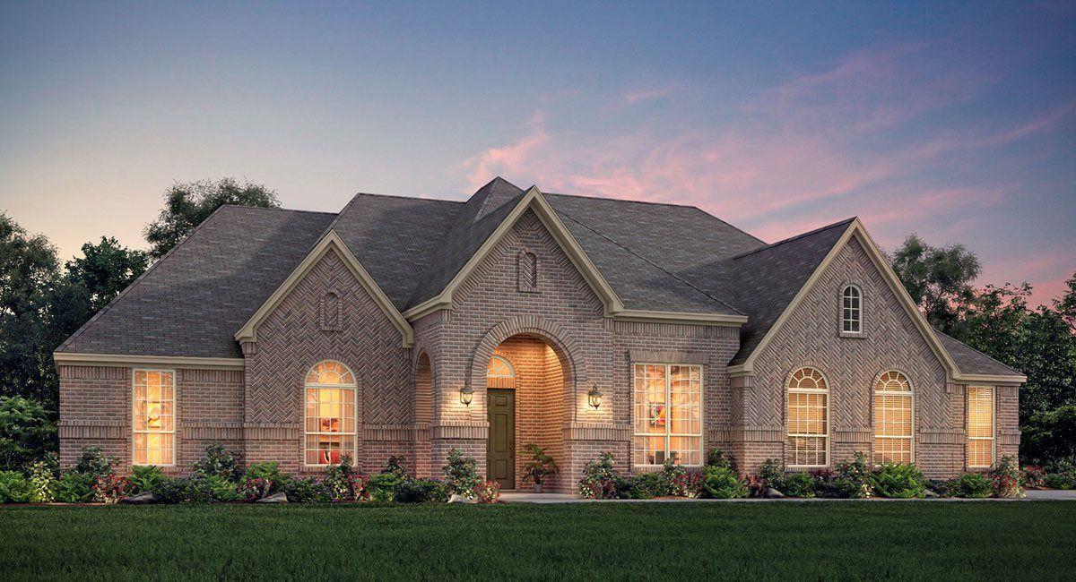 Single Family for Active at Gean Estates - Glenmere 905 Bluebonnet Drive Keller, Texas 76248 United States