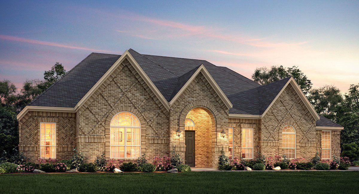 Single Family for Active at Gean Estates - Darlington 905 Bluebonnet Drive Keller, Texas 76248 United States