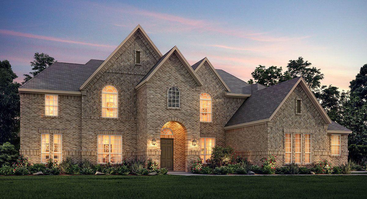 Single Family for Active at Gean Estates - Pembroke 905 Bluebonnet Drive Keller, Texas 76248 United States