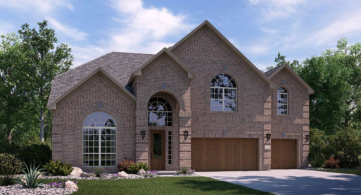 Single Family for Sale at Johnson Ranch - Wentworth - Berkshire 32108 Tamarind Bend Bulverde, Texas 78163 United States