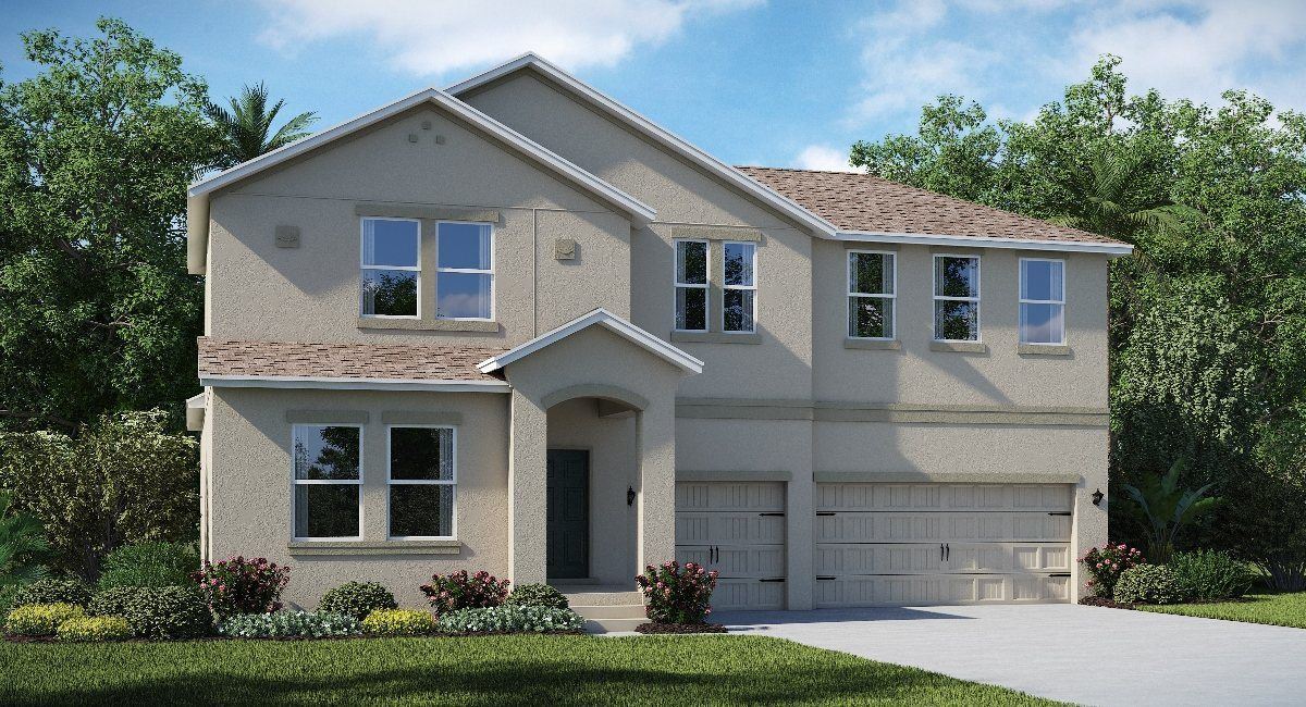 Summerlake Executive Homes New Homes In Winter Garden Fl By Lennar