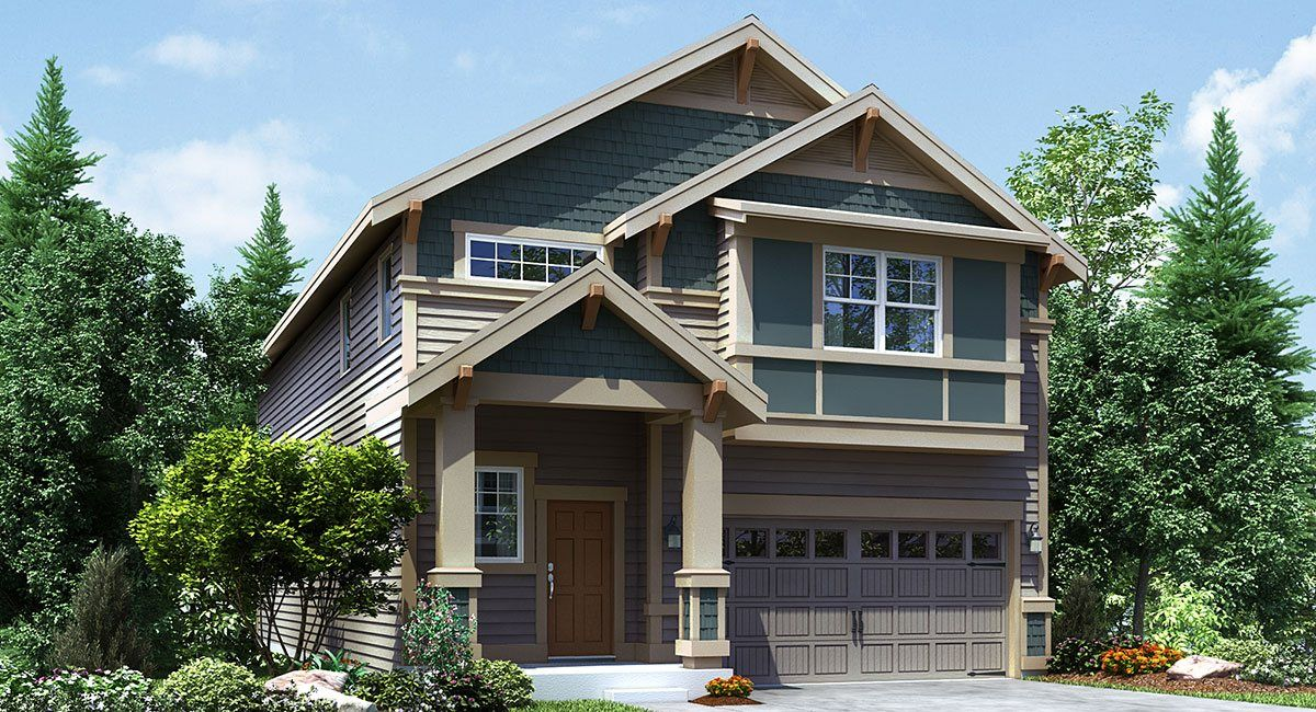 Single Family for Sale at Christy's Crossing - Redwood 37712 28th Avenue South Federal Way, Washington 98003 United States