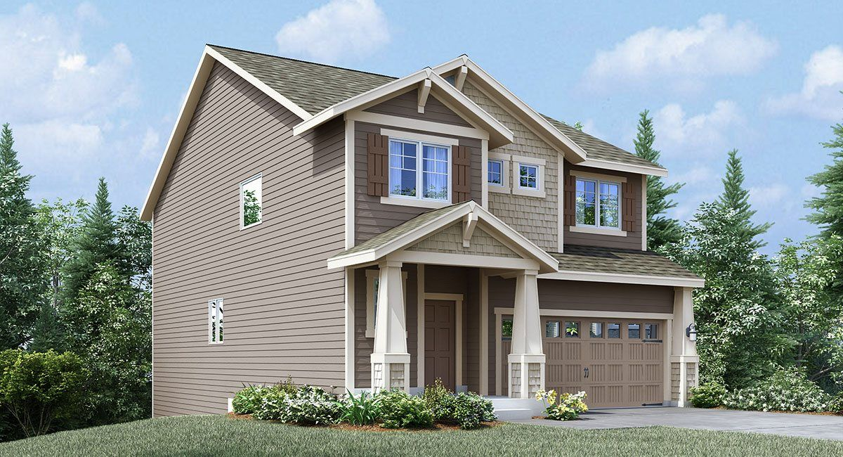 Single Family for Sale at Christy's Crossing - Ballinger 37712 28th Avenue South Federal Way, Washington 98003 United States