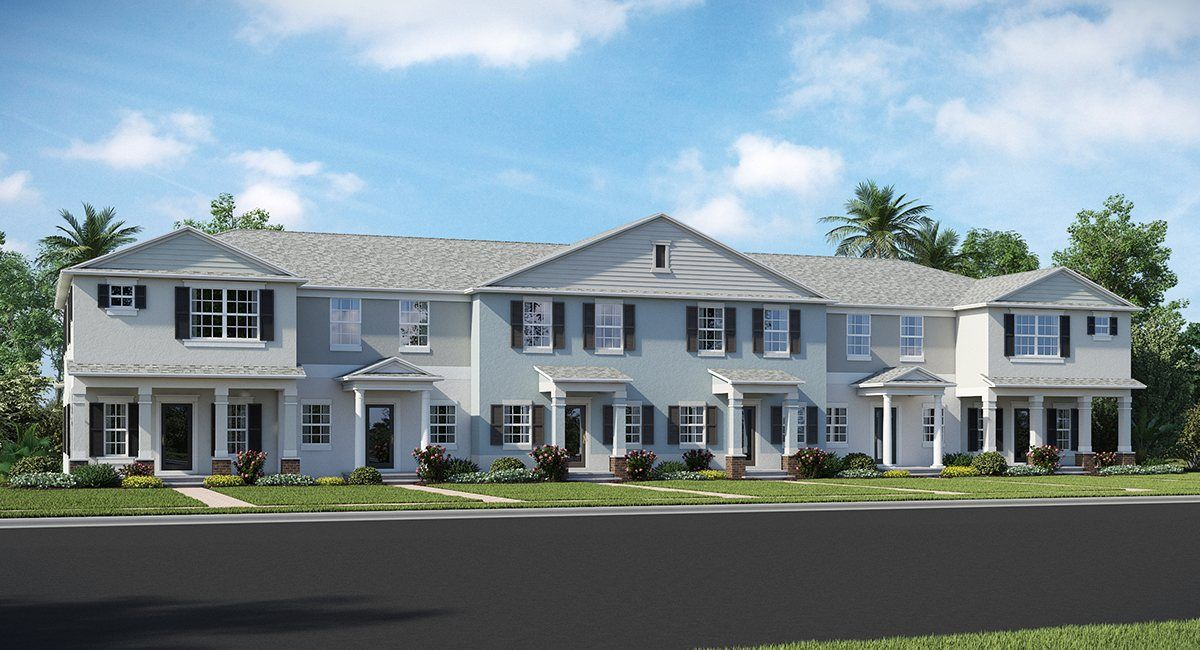 Photo of The Townhomes at Storey Park in Orlando, FL 32832