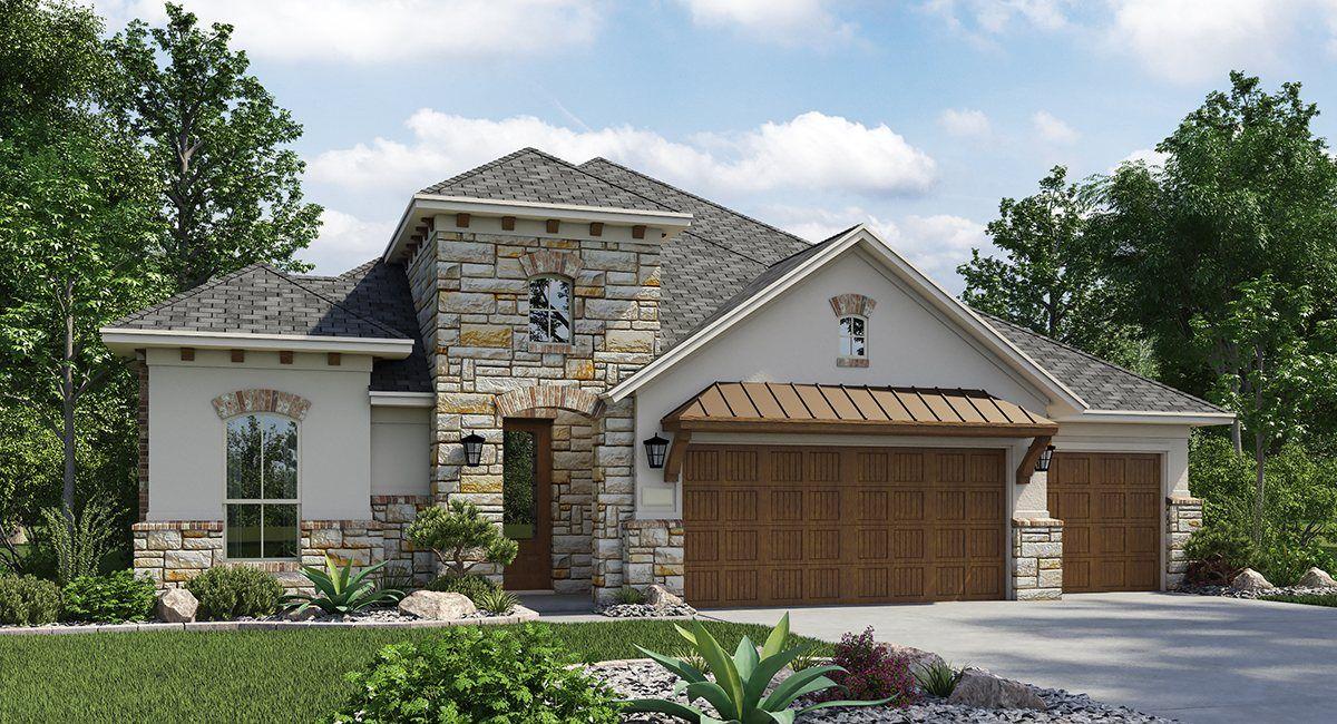 Village Builders Elkhorn Ridge Provence Cercie 1247588