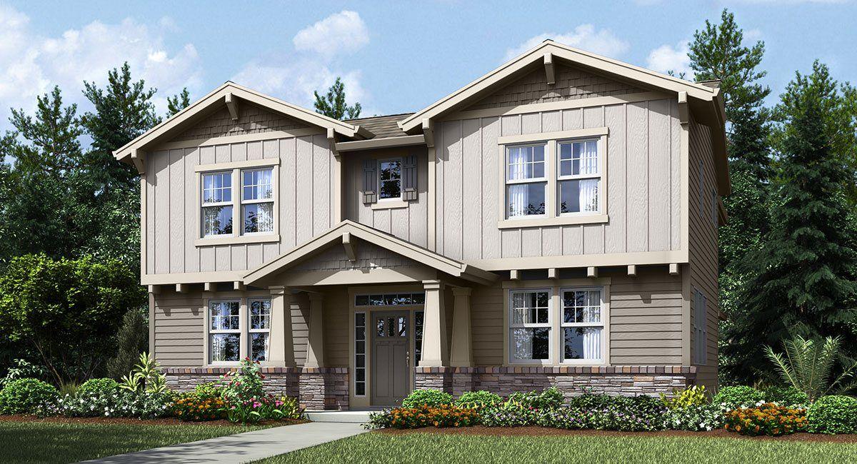 Single Family for Sale at Laurel Oaks - Kaplan 5296 Se Lone Oak St Hillsboro, Oregon 97123 United States