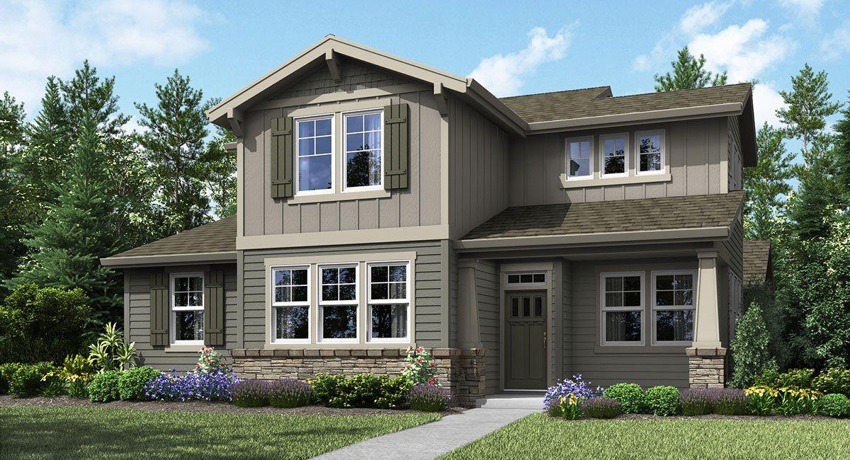 Single Family for Sale at Laurel Oaks - Rockford 5296 Se Lone Oak St Hillsboro, Oregon 97123 United States