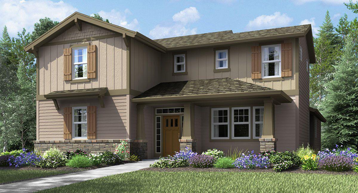 Single Family for Sale at Laurel Oaks - Everest 5296 Se Lone Oak St Hillsboro, Oregon 97123 United States