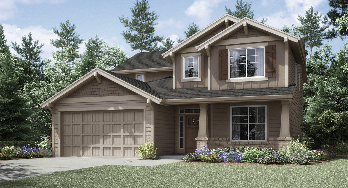 Single Family for Sale at Laurel Oaks - Burlington 5296 Se Lone Oak St Hillsboro, Oregon 97123 United States