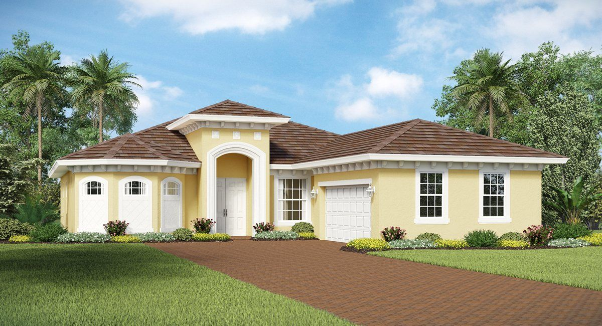 Single Family for Sale at Ibis 9500 Poinciana Court Fort Pierce, Florida 34951 United States