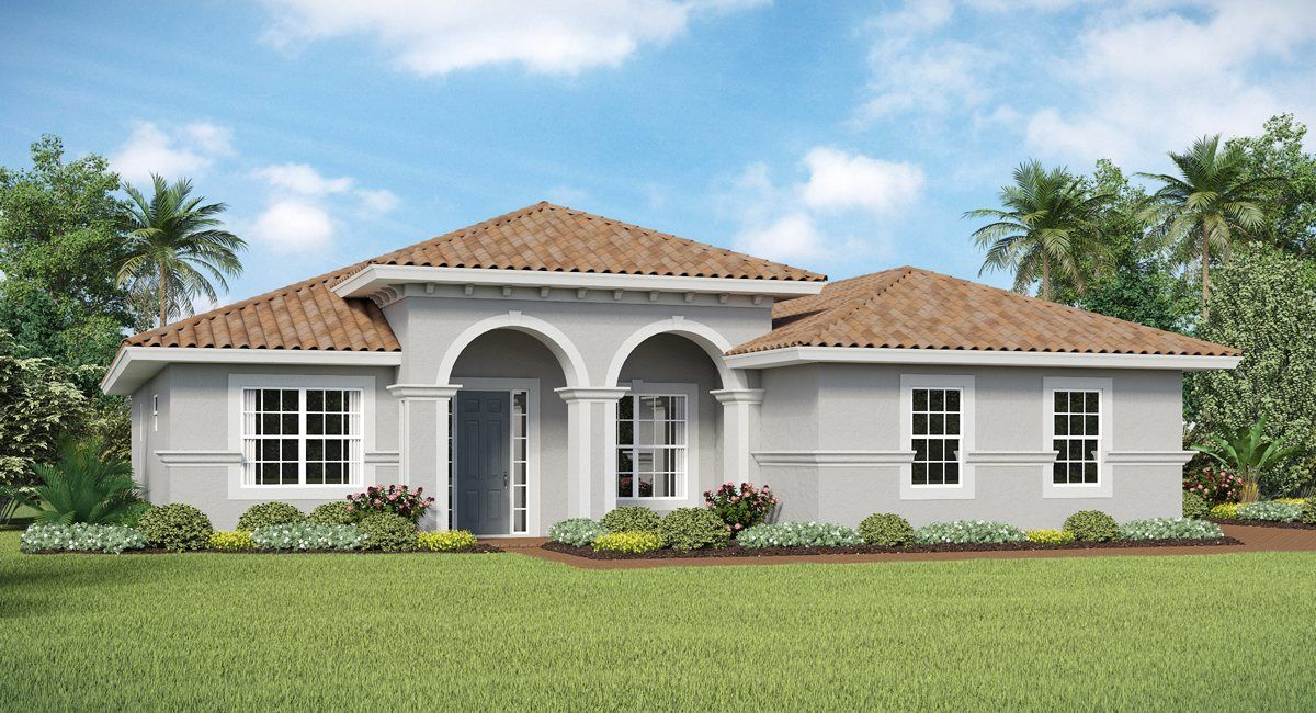 Single Family for Sale at Pelican 9501 Poinciana Court Fort Pierce, Florida 34951 United States