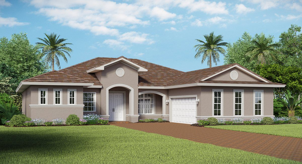Single Family for Sale at Starling 9503 Poinciana Court Fort Pierce, Florida 34951 United States
