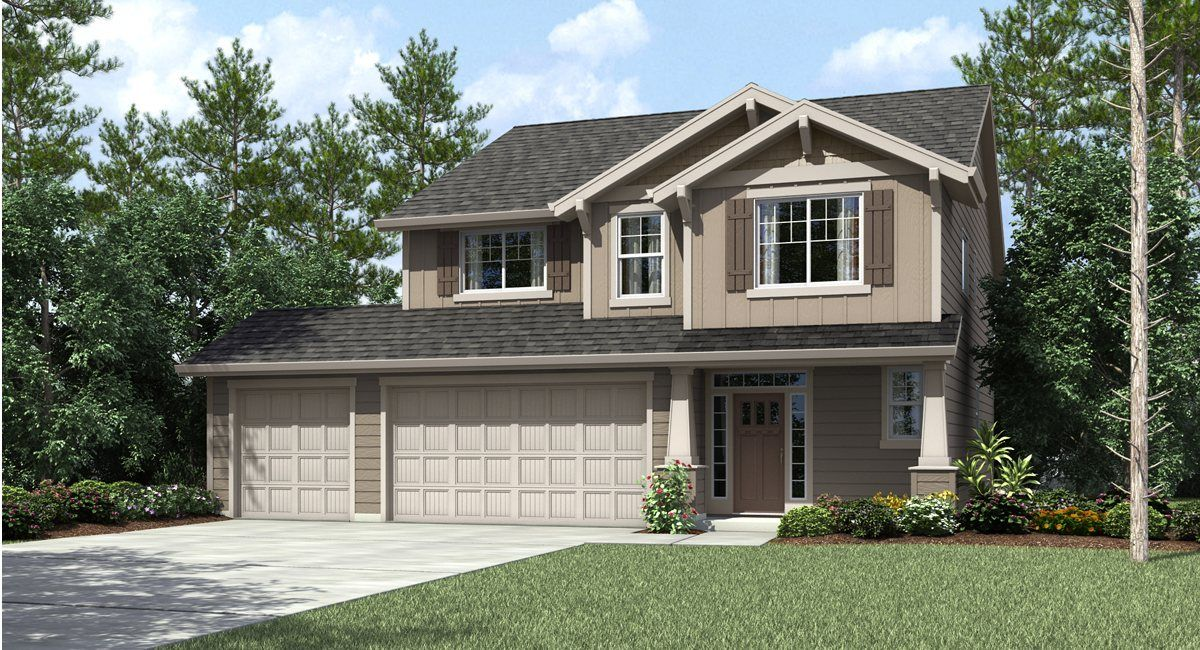 Abbey Glen New Homes In Vancouver Wa By Lennar