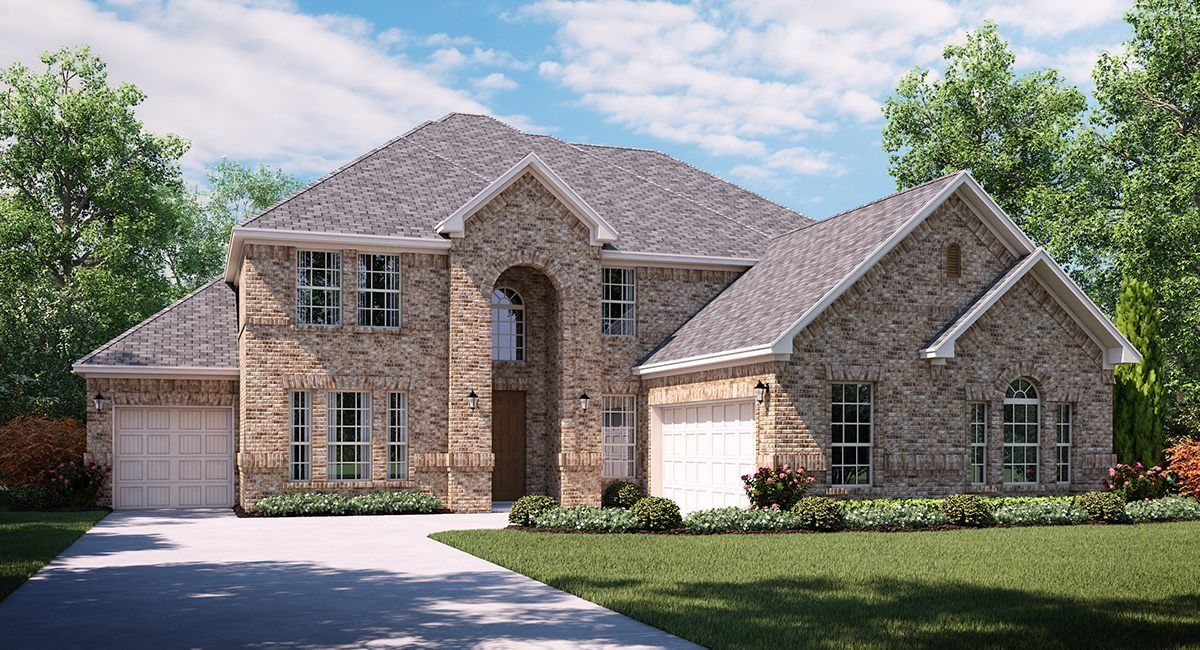 Unifamiliar por un Venta en Estates At Rockhill - Sovereign 166 Timber Creek Lane Little Elm, Texas 75068 United States