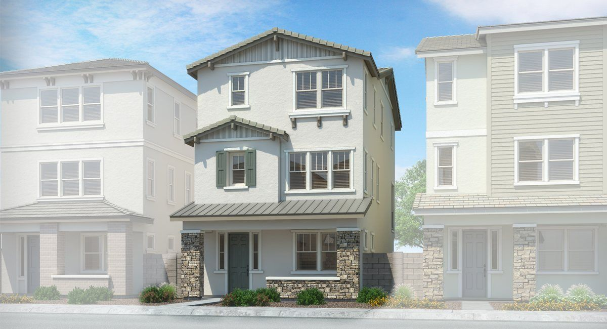 Single Family for Sale at Tramore At Irongate - Residence 1a 2885 Alliston Loop Dublin, California 94568 United States