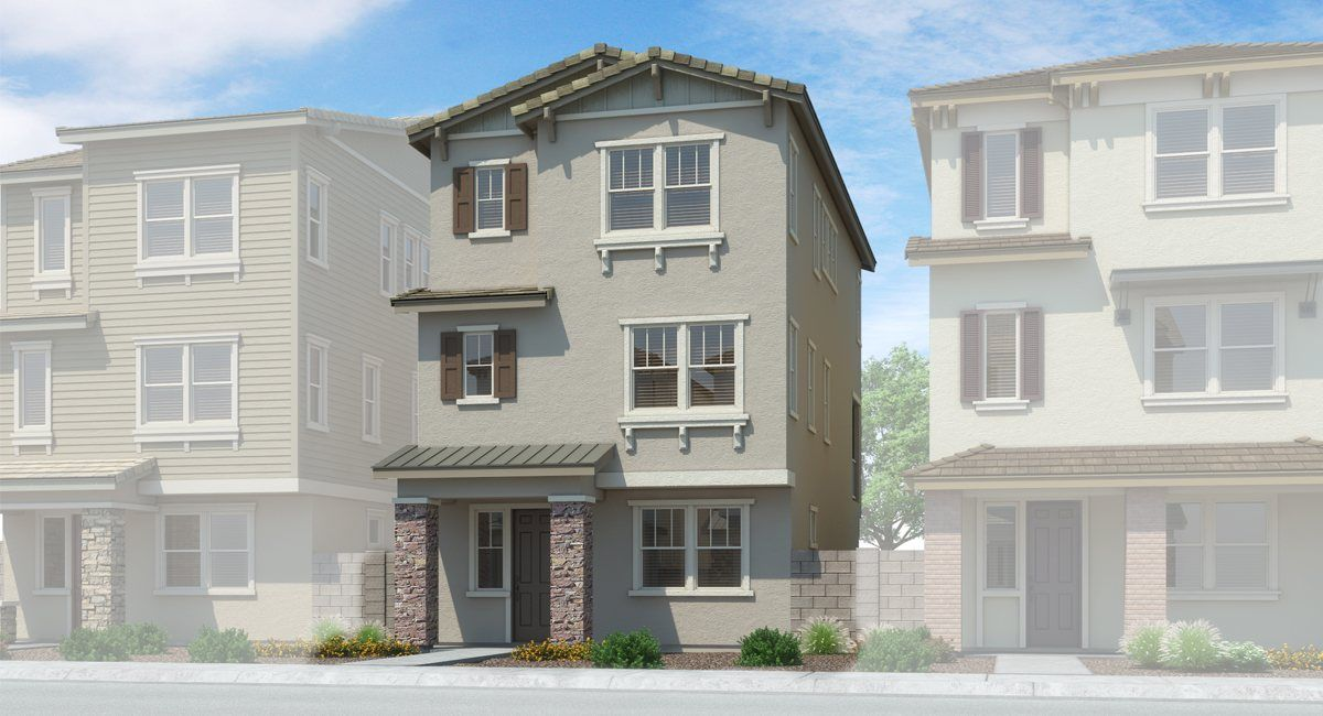 Single Family for Sale at Tramore At Irongate - Residence 2a 2885 Alliston Loop Dublin, California 94568 United States