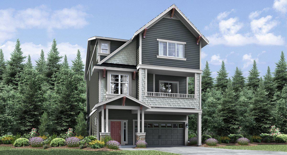 Single Family for Sale at Red Hawk - Denali 19715 82nd Pl Ne Kenmore, Washington 98028 United States