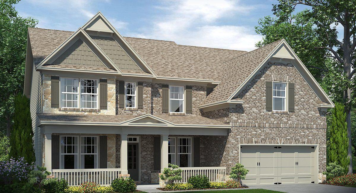 단일 거주 용 매매 에 Brumby Place - Azalea W/ Basement 1340 Kennesaw Due West Road Kennesaw, Georgia 30152 United States