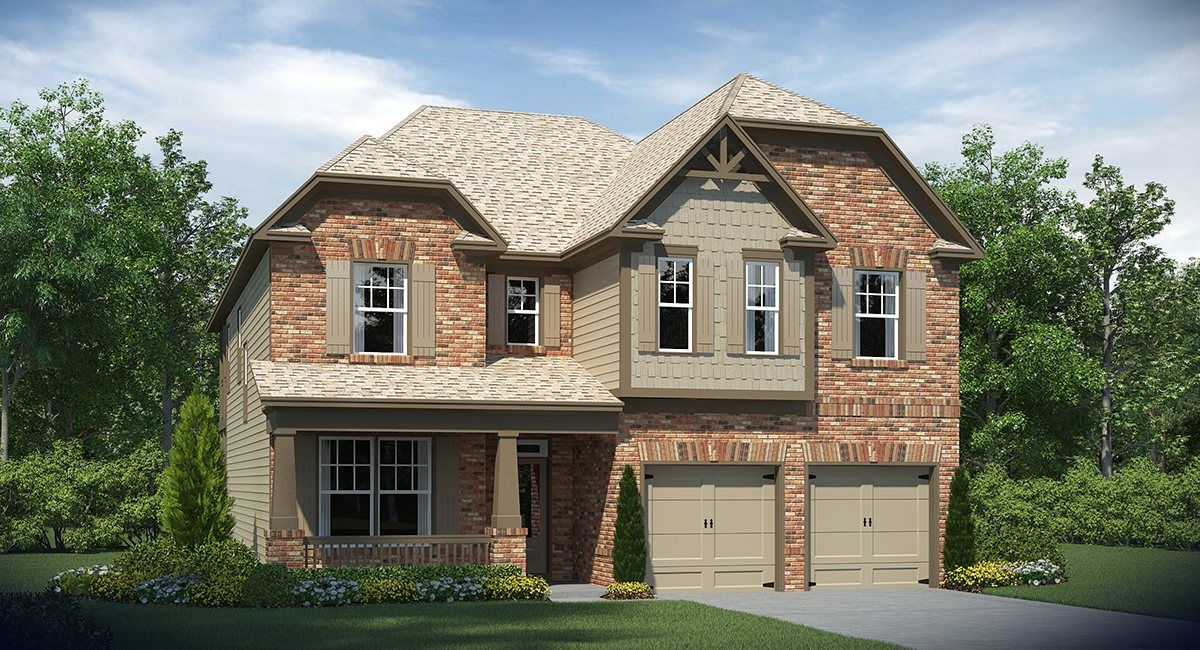 New Construction Homes For Sale In Kennesaw Ga