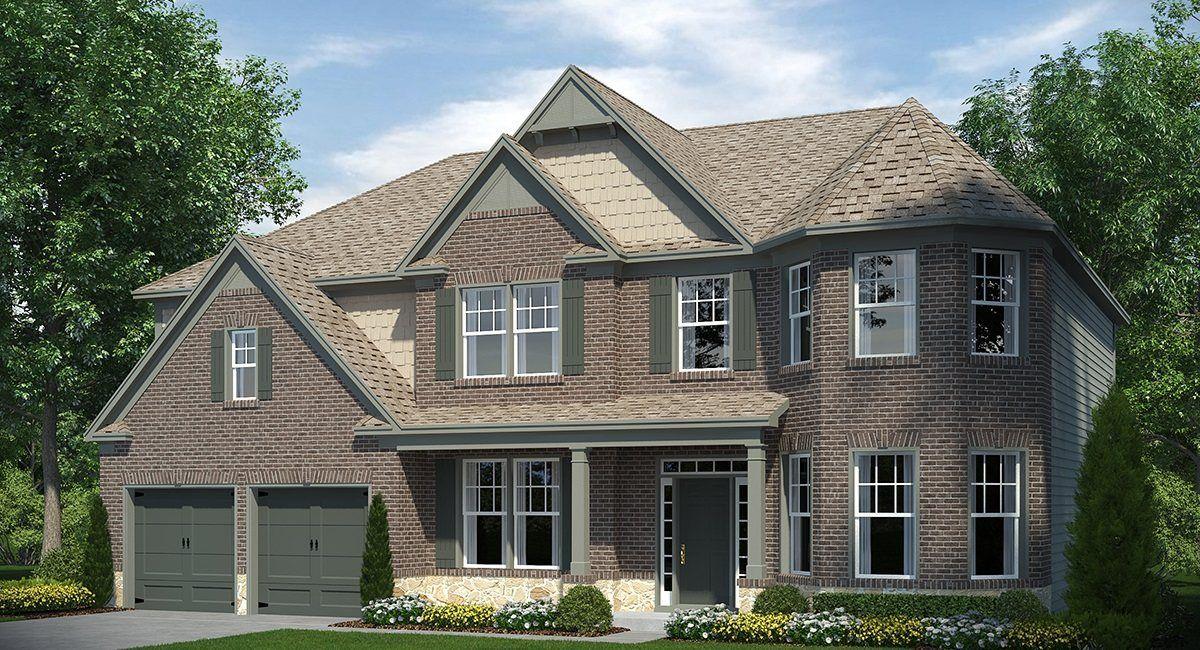 단일 거주 용 매매 에 Brumby Place - Linden W/Basement 1340 Kennesaw Due West Road Kennesaw, Georgia 30152 United States