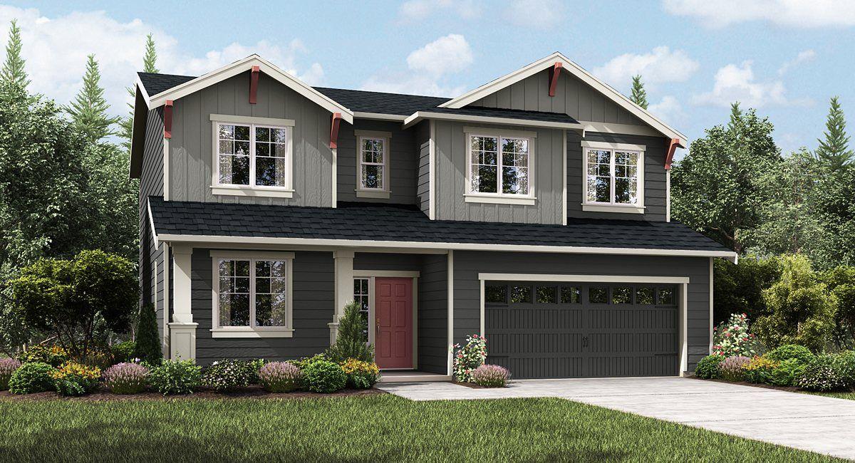 Single Family for Sale at Hawkesbury - Rockford 27805 156th Ave Se Kent, Washington 98042 United States