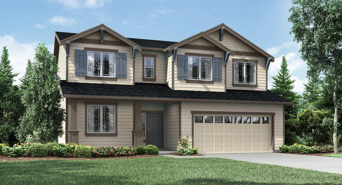 Single Family for Sale at Rockford 27824 Se 153rd Pl Kent, Washington 98042 United States