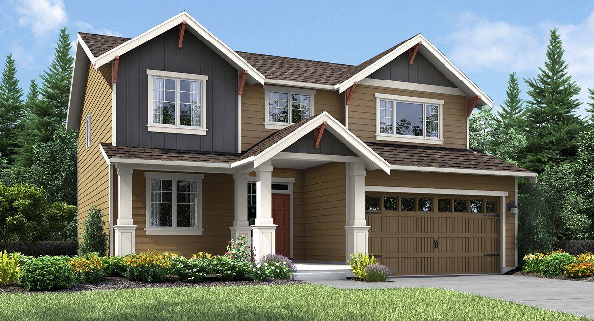 Single Family for Sale at Hawkesbury - Fairfield 27805 156th Ave Se Kent, Washington 98042 United States