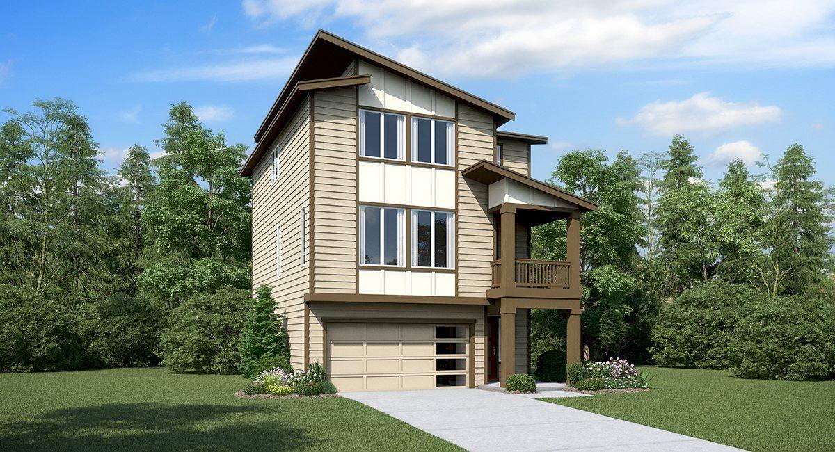 Single Family for Sale at Otani Gardens - Sakura 8255 S. 118th Street Seattle, Washington 98178 United States