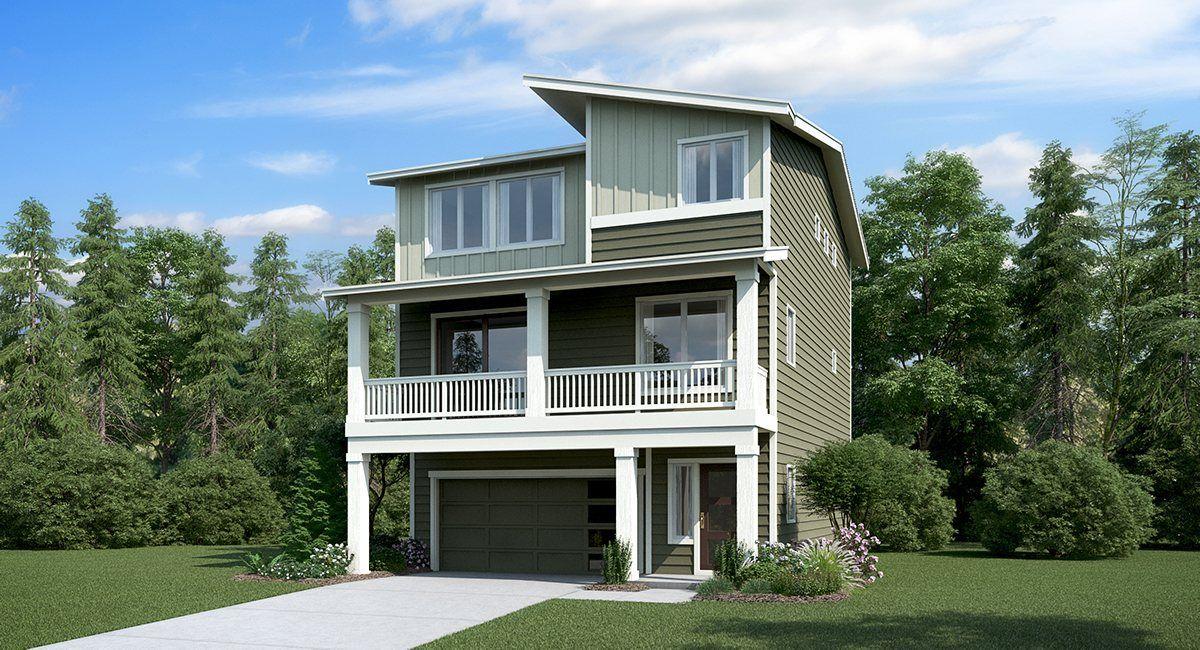Single Family for Sale at Otani Gardens - Jasmine 8255 S. 118th Street Seattle, Washington 98178 United States