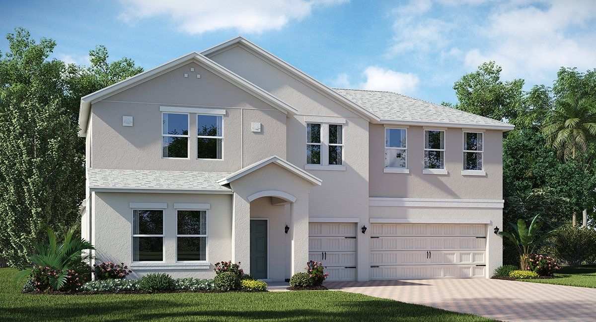 Photo of Storey Lake - Reflections Executive Homes in Kissimmee, FL 34746
