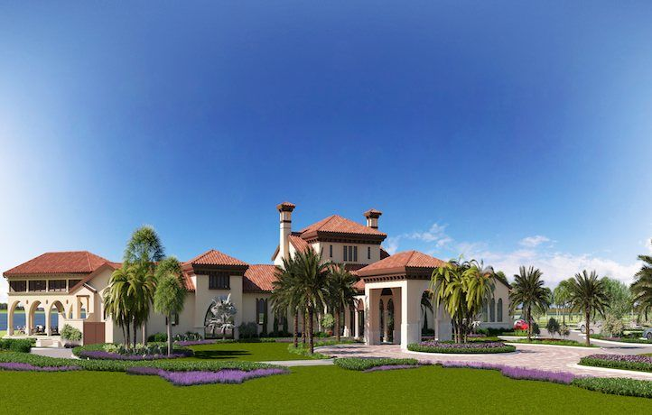 Single Family for Active at Willow 12035 Lake House Ln Parkland, Florida 33076 United States