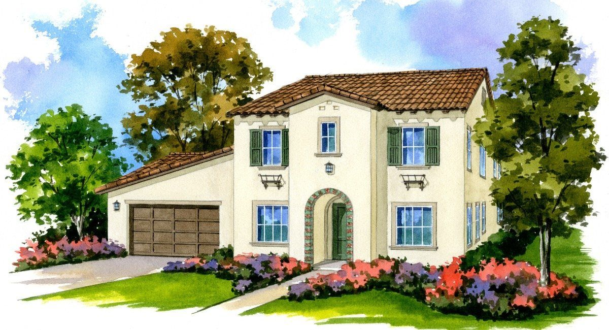 Single Family for Sale at Morningstar Ranch - Horizon - Residence Five 32461 Marietta Court Winchester, California 92596 United States