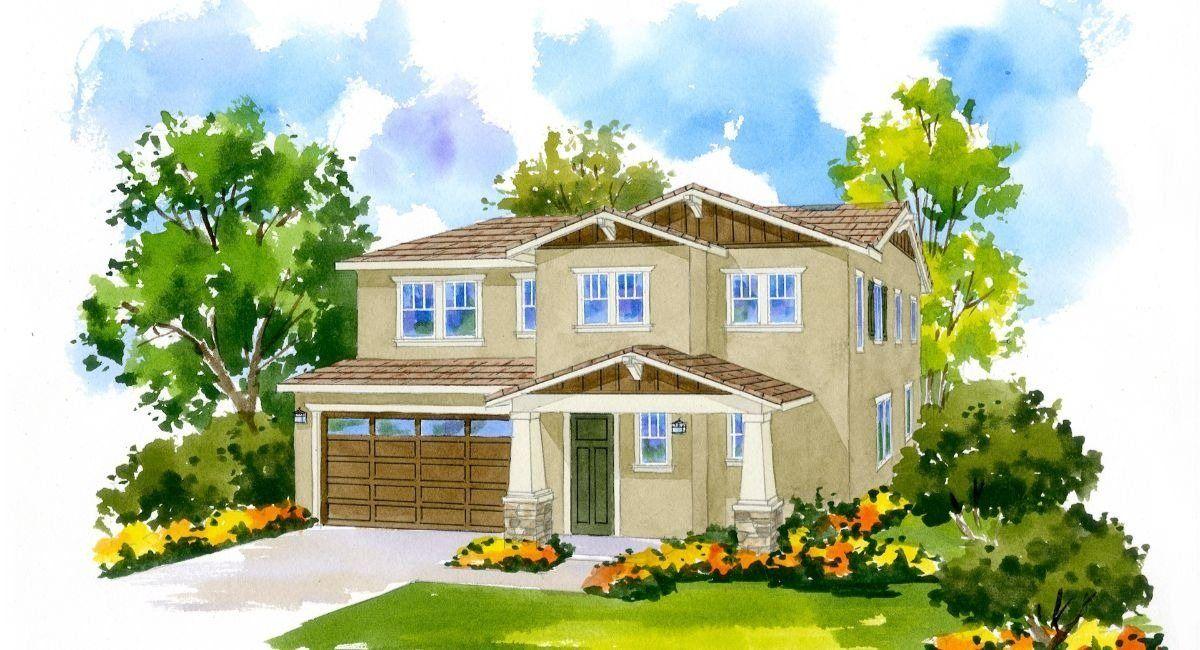 Single Family for Sale at Stonehaven - Residence Three 15202 Ledgestone Street Fontana, California 92336 United States