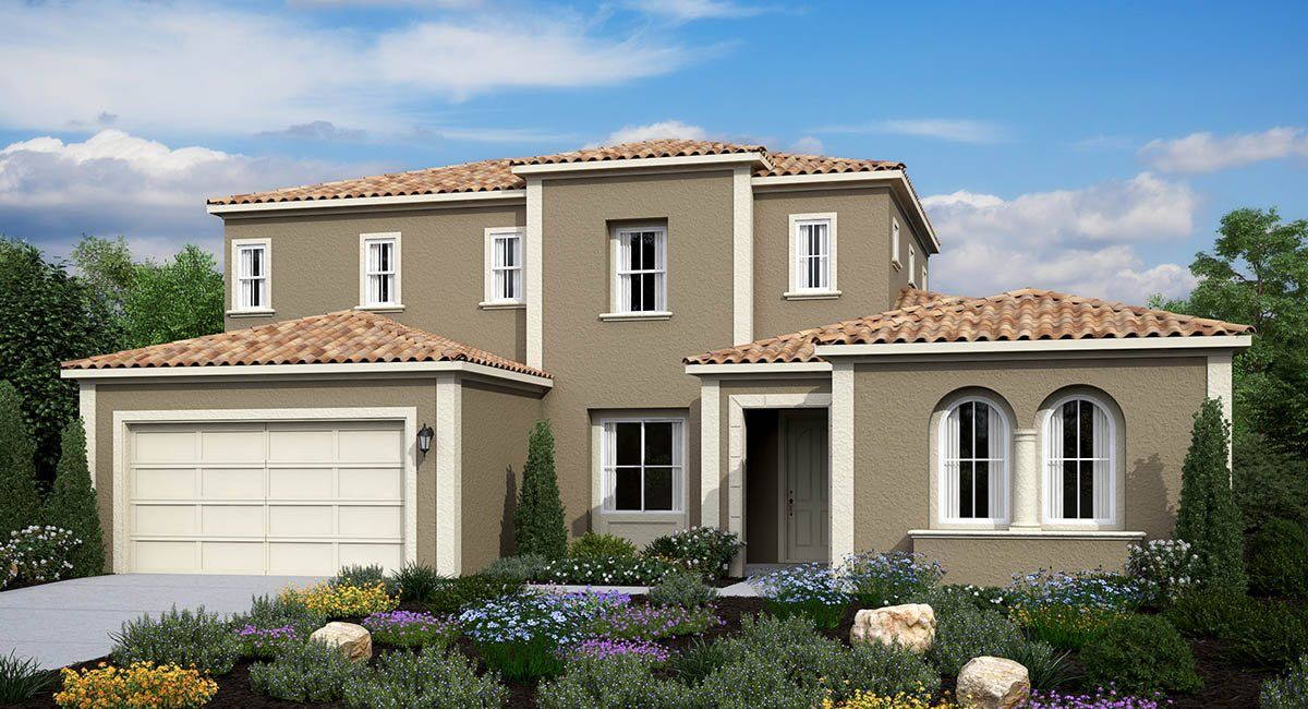 Single Family for Active at Mira Vista At Verdera - Residence Two X 106 Corte Del Valle Lincoln, California 95648 United States