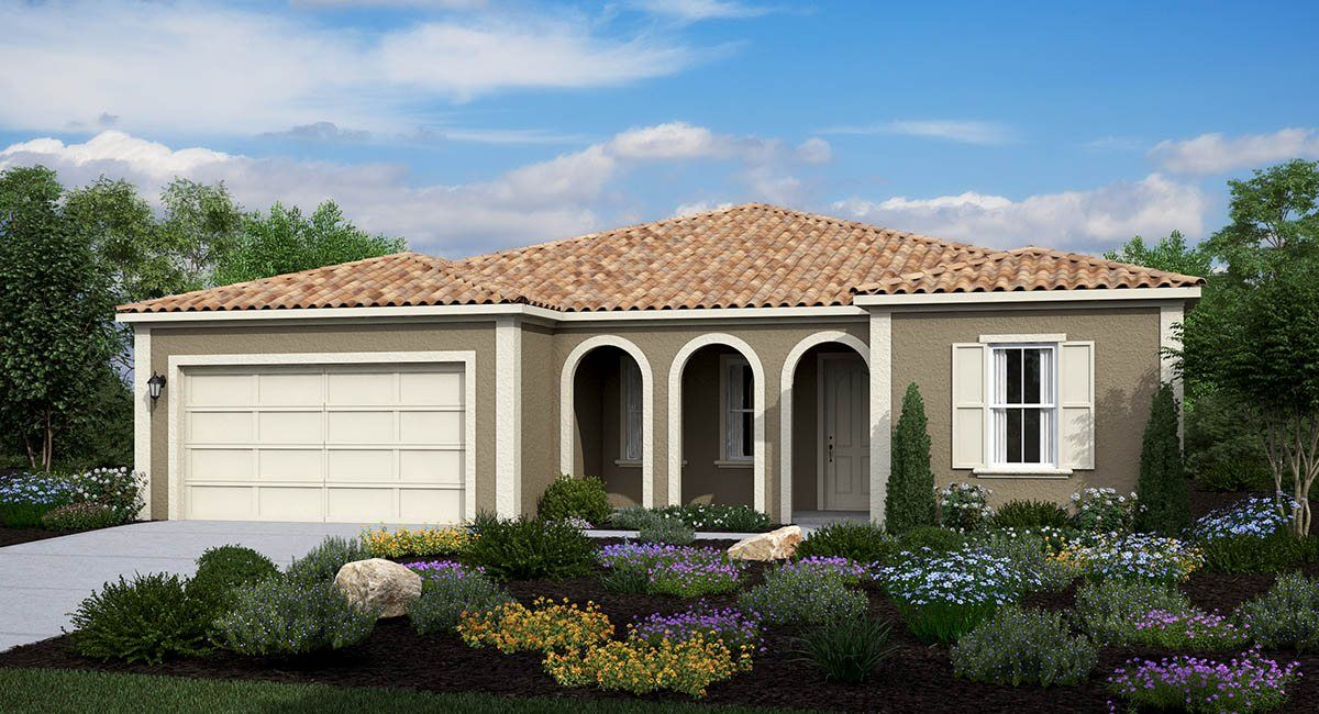Single Family for Active at Mira Vista At Verdera - Residence 1 106 Corte Del Valle Lincoln, California 95648 United States