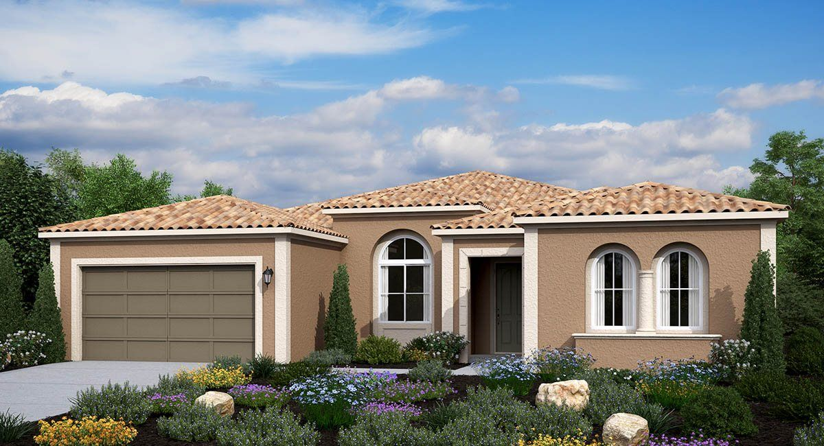 Single Family for Active at Mira Vista At Verdera - Residence 2 106 Corte Del Valle Lincoln, California 95648 United States
