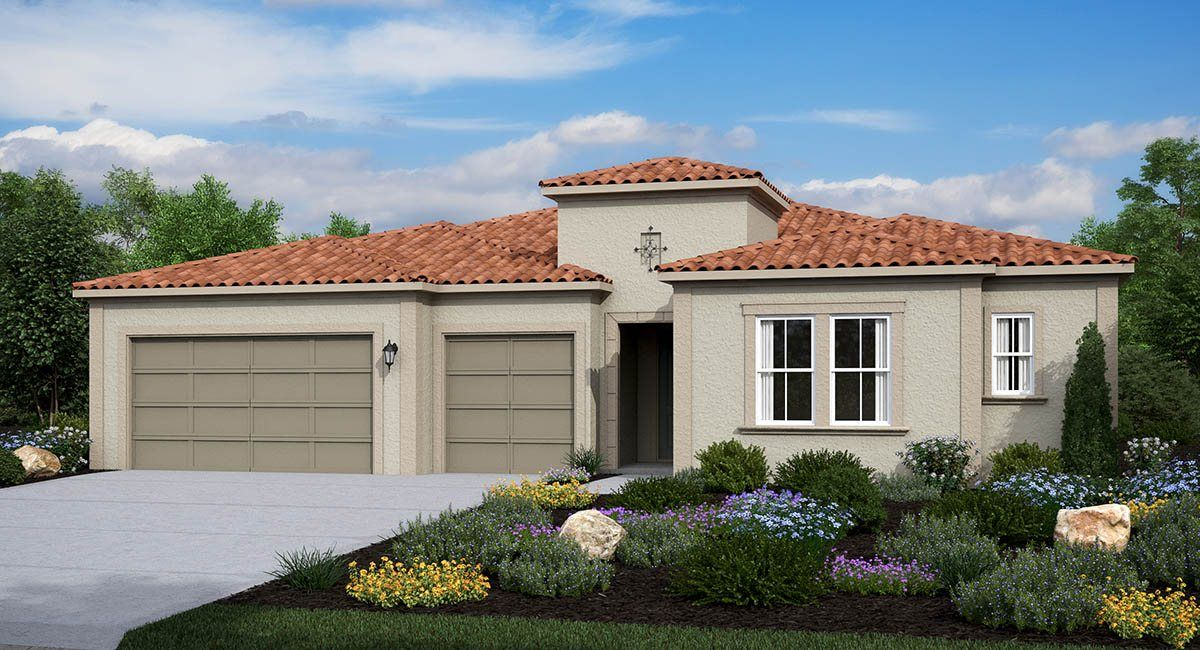 Single Family for Active at Mira Vista At Verdera - Residence 3 106 Corte Del Valle Lincoln, California 95648 United States