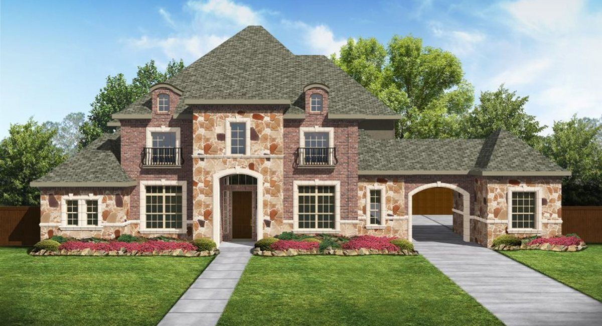 Single Family for Sale at Shady Oaks - Vanderbilt 1000 Berkshire Road Southlake, Texas 76092 United States