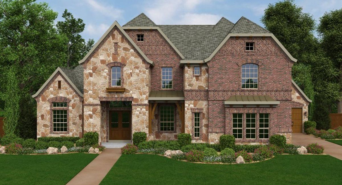 Single Family for Sale at Clermont 1001 Lexington Terrace Southlake, Texas 76092 United States