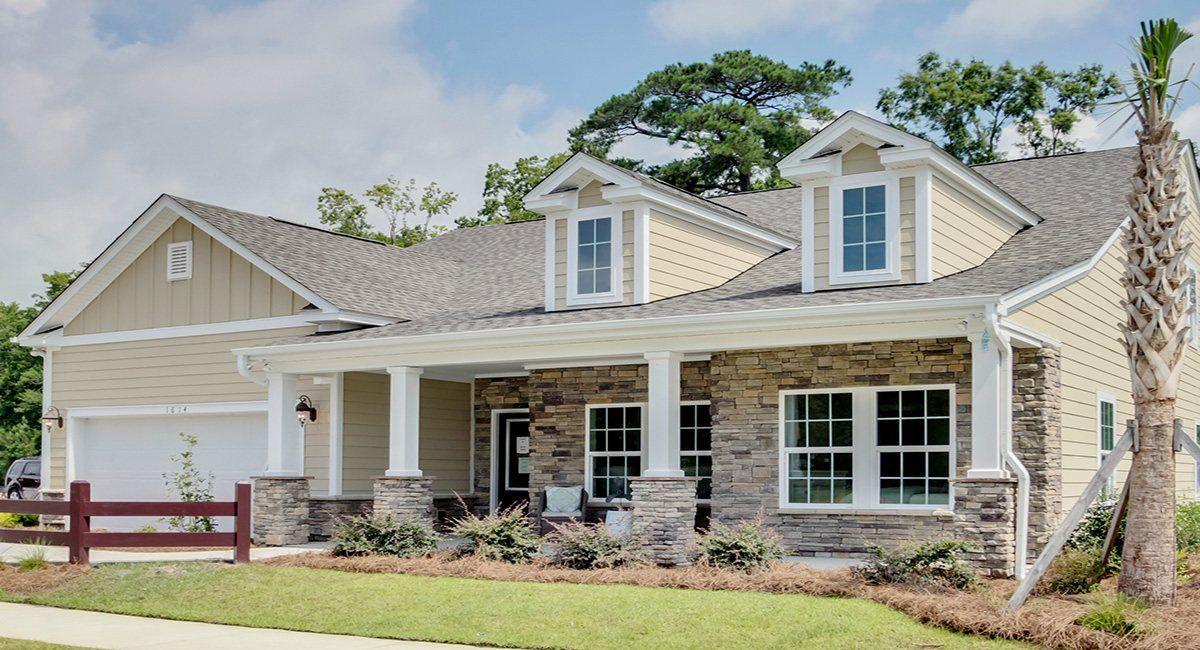 Single Family for Sale at Barrett Ii 1752 Edgewood Drive Myrtle Beach, South Carolina 29577 United States