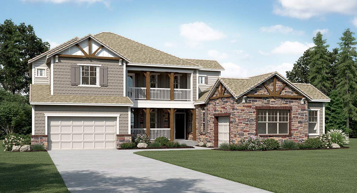 Single Family for Active at The Edmond 2208 Picadilly Circle Longmont, Colorado 80503 United States