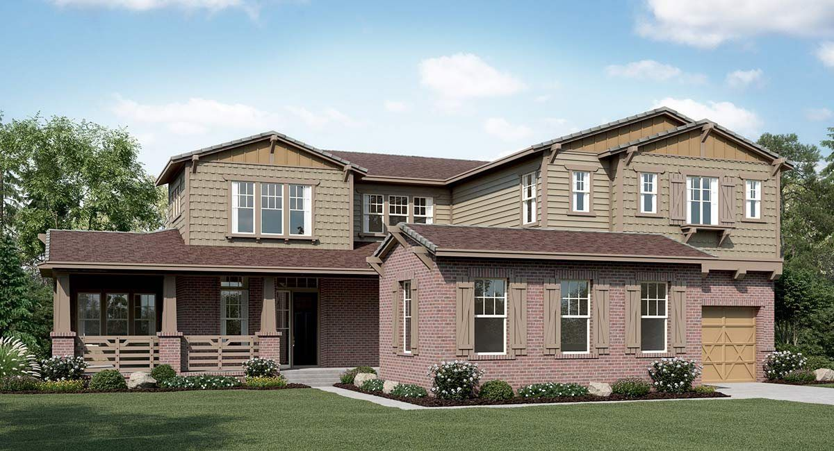 Single Family for Sale at Somerset Meadows - The Graham 2227 Sedgwick Court Longmont, Colorado 80503 United States