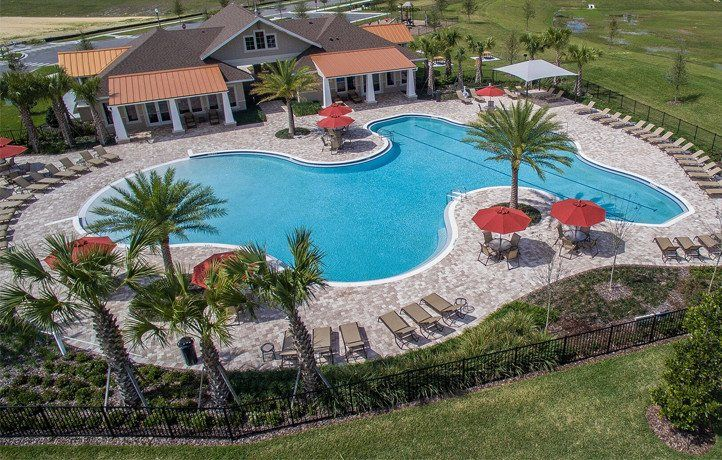 Orchard hills townhomes new homes in winter garden fl by - Townhomes for sale in winter garden fl ...