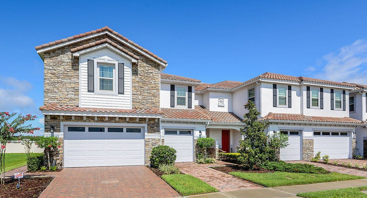 Photo of Eagle Creek Townhomes in Orlando, FL 32832