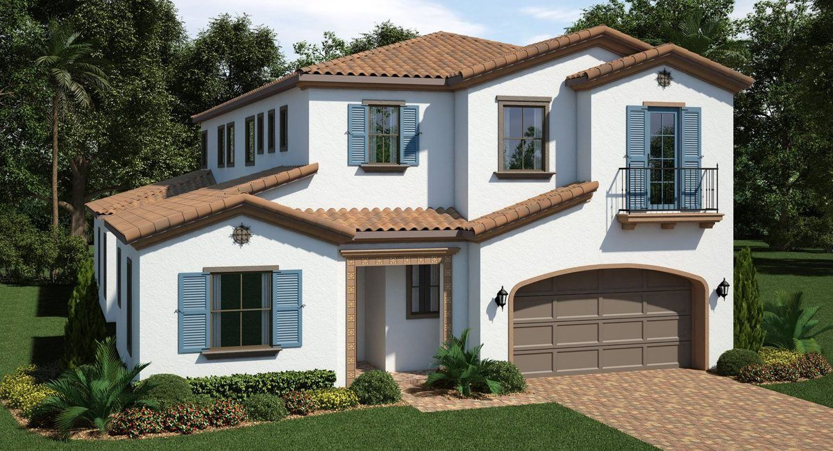 Single Family for Active at Reserve At Alaqua - 4516a - Austin 3109 Players View Circle Longwood, Florida 32779 United States