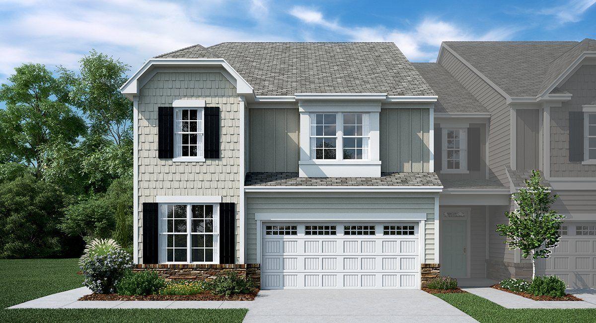 Multi Family for Sale at Town Hall North - Delaney 1005 Craigmeade Drive Morrisville, North Carolina 27560 United States