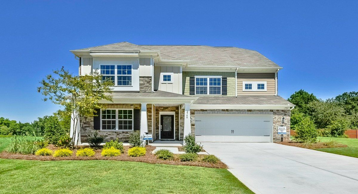 Single Family for Sale at Brookfield - Enclave - Fairfield Aiden Oaks Street Clover, South Carolina 29710 United States