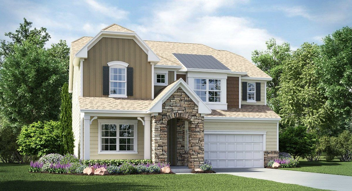 Single Family for Sale at Brookfield - Enclave - Forsyth Basement Aiden Oaks Street Clover, South Carolina 29710 United States